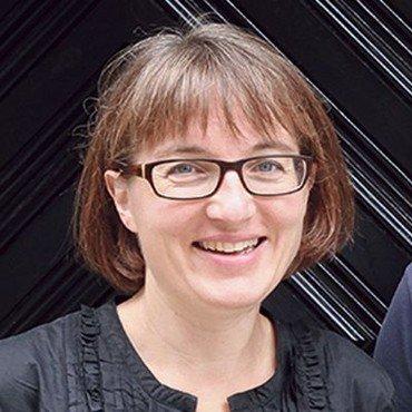 Præst Christiane Risbo Gammeltoft-Hansen