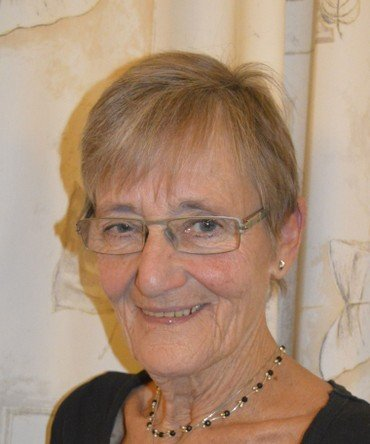 Menighedsrådsmedlem Else Marie Høgstrup