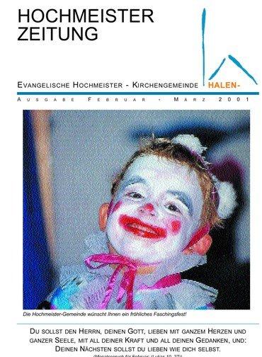 Hochmeisterzeitung 02 2001