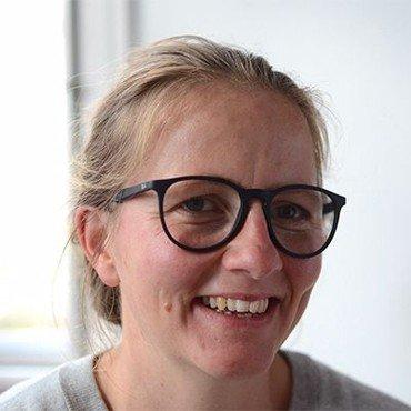Præst Marie Louise Østergaard-Hansen