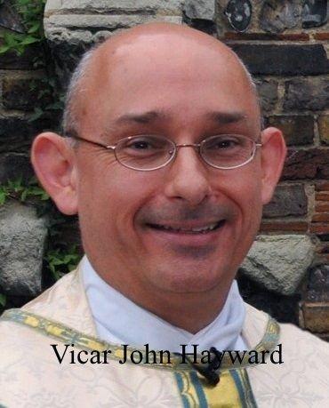 Vicar Revd. John Hayward