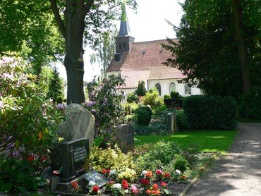 Alter Friedhof Reinfeld