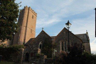 St Bartholomew's, Ogwell