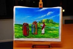 Jesus og hans disciple