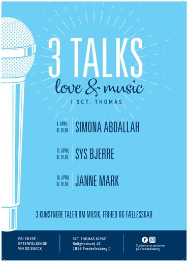arrangement 3. talks