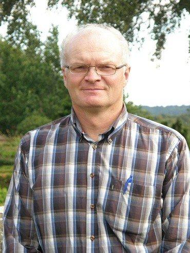 Poul Jensen - Skelund menighedsråd