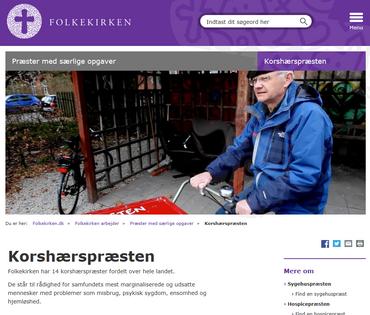 artikel fra folkekirken.dk
