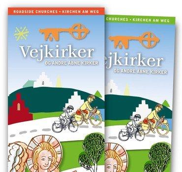 Vejkirker brochure