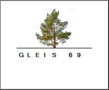 Logo Gleis 69 eV.