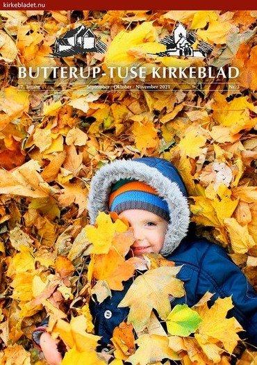 Butterup-Tuse Kirkeblad