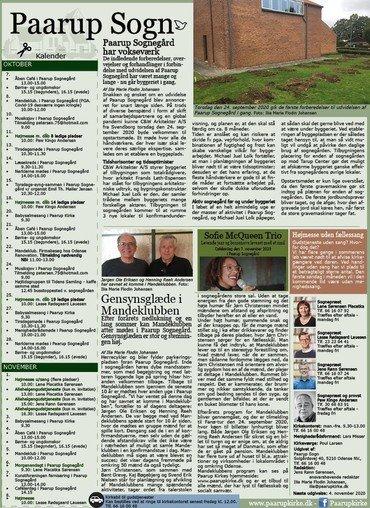 Kirkebladsannonce oktober 2020