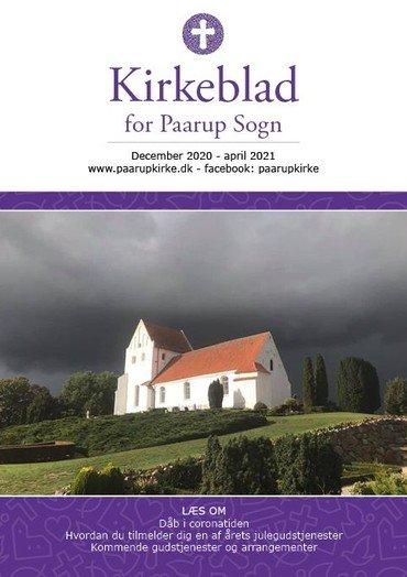Kirkeblad december 2020 til april 2021