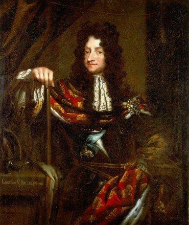 Christian 5. malet af Jacques d'Altar