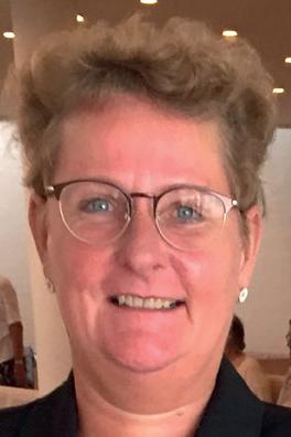 Kirketjener Gitte Mose