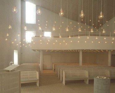 Lyset i kirkerummet