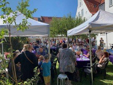 Fest i kirkens have
