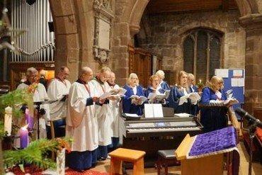 Choir | Eccleston: St Mary the Virgin