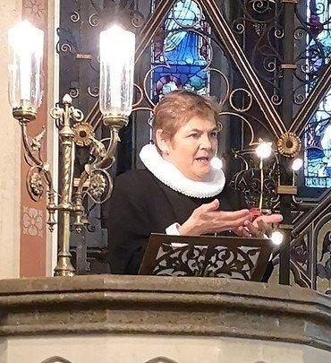 Præsten fra prædikestolen