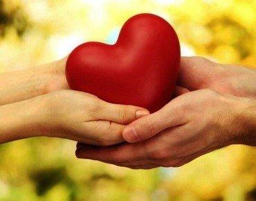 Hjerte i hænder