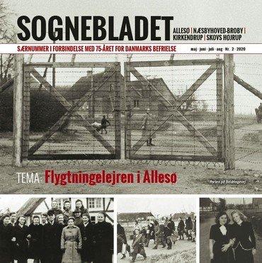 Særnummer af sognebladet om Allesø som flygtningelejr fra 1944 til 1948