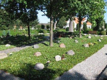 Jordbærbed - kendt fællesgrav