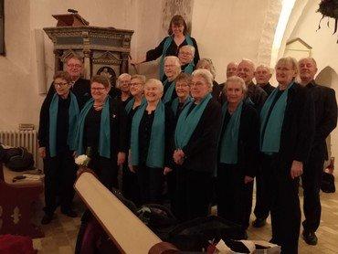 Billede af koret