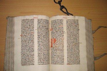 Handschrift Spandovia Sacra_KG Nikolai Spandau