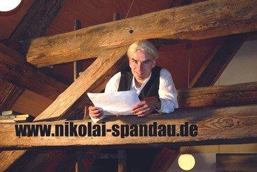 Lesung Spandovia Sacra_KG Nikolai Spandau