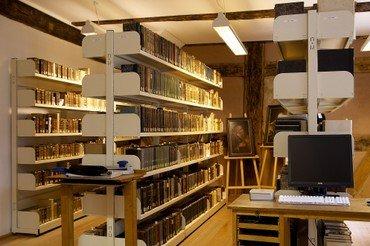 Bibliothek Spandovia Sacra_KG Nikolai Spandau