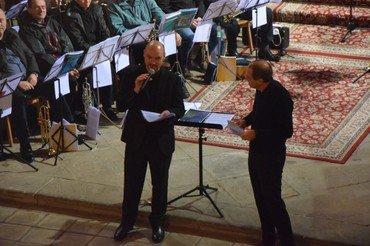 Carsten Miseler lädt zum Landesposaunenfest 2019 ein