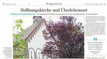Hoffnungskirche und Überlebensort