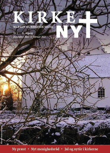 Vinterens kirkeblad