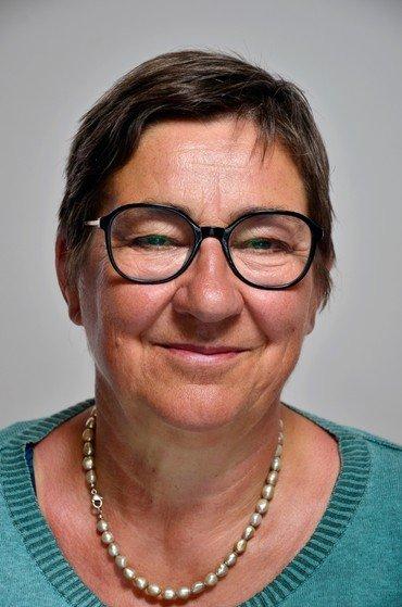 Formand Ingrid Jørgensen