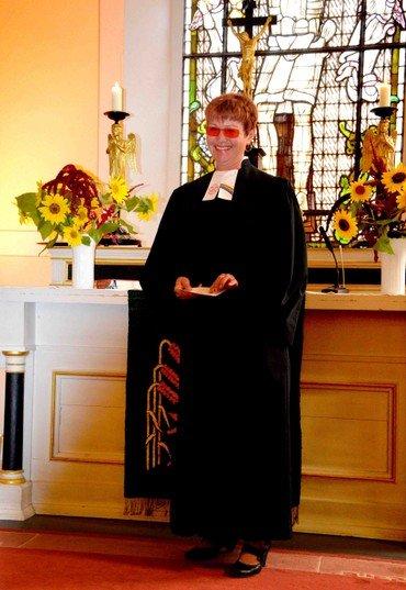 Pfarrerin Rämer