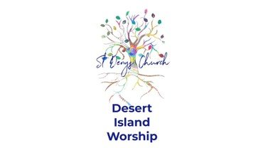 Desert Island Worship logo