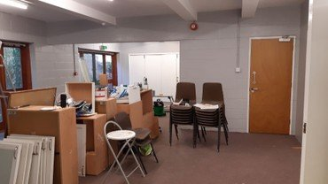 Meeting Room after re-decoration