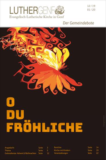 Gemeindebote Thema O du Fröhliche
