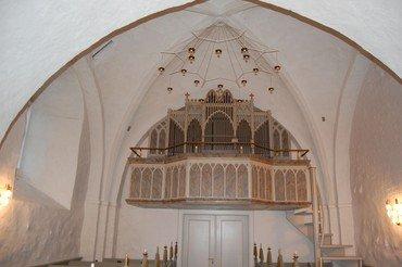 Kirkeorglet