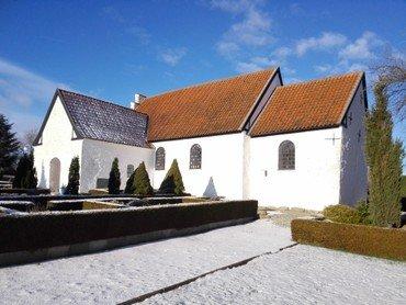 Vester Alling kirke