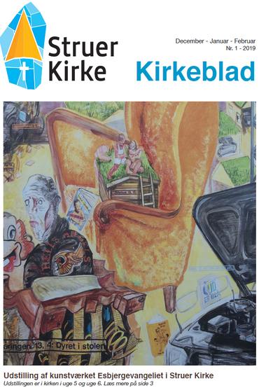 Kirkebladet 2019 nr 1
