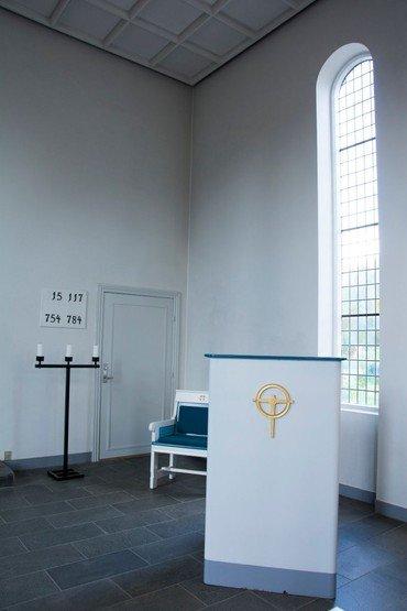 Struer kapels prædikestol