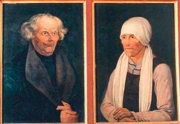 Martin Luther Eltern