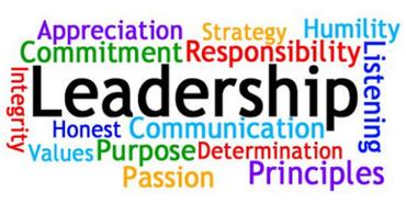 Leadership words