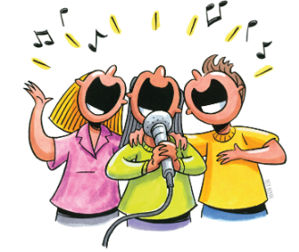 singing group