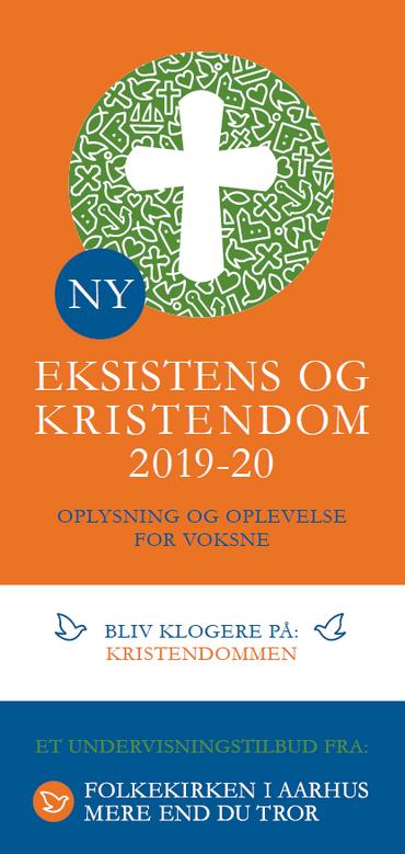 Eksistens og kristendom 2019