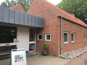Anneks-kontoret ved Dalum Kirke