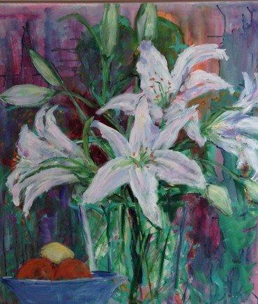 Hanne Gamborg, blomster