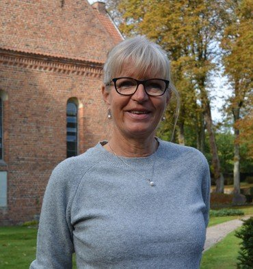 Kirsten Ahlmann, kontaktperson