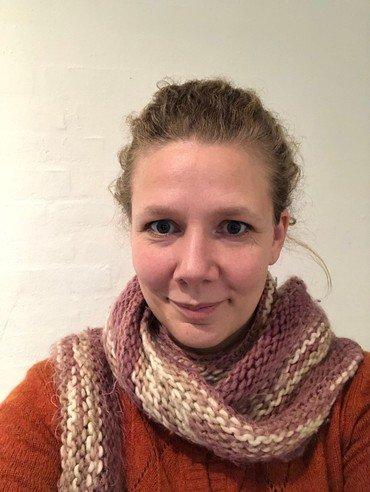 Tine Antonsen, kk-medarbejder