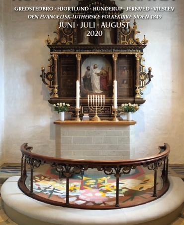 Kirkebladet nr. 10, sommer 2020